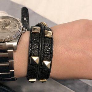 Rebecca Minkoff studded bracelet